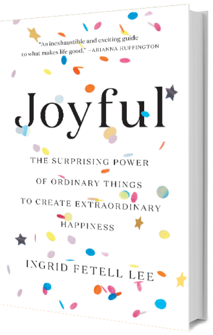 Joyful book cover