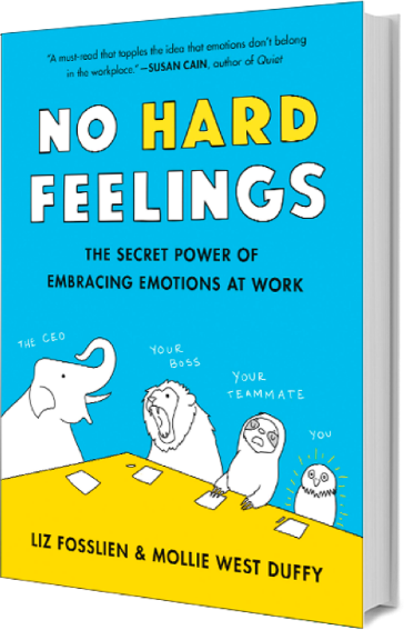 No Hard Feelings book cover