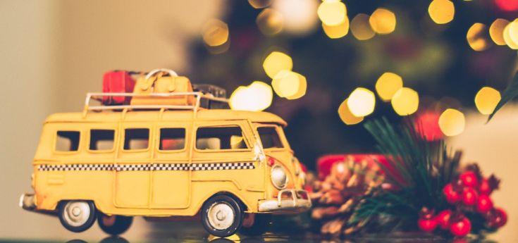 holiday travel van