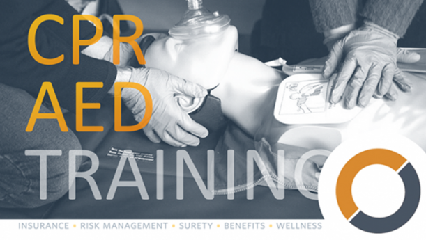 cpr, aed training